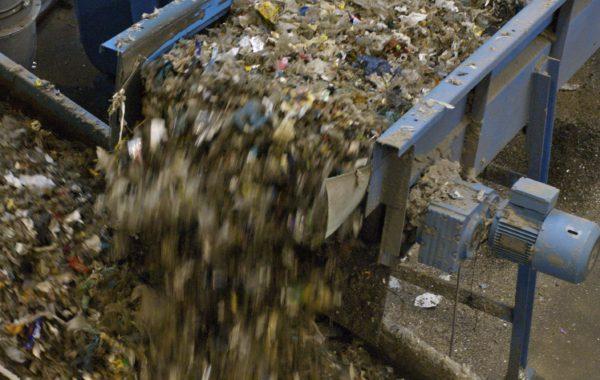 Apullma-Recyclinganlagenfördertechnik